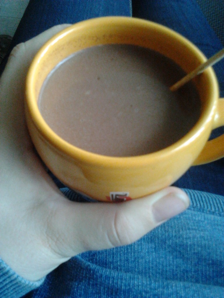 warme chocomel