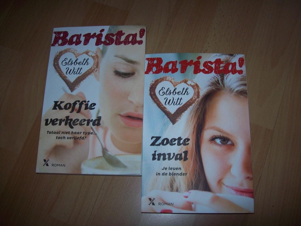 Barista! Elsbeth Witt