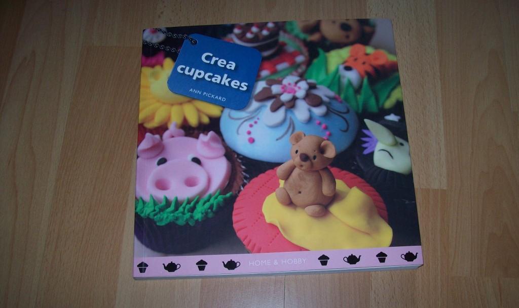 Crea cupcakes - Ann Pickard