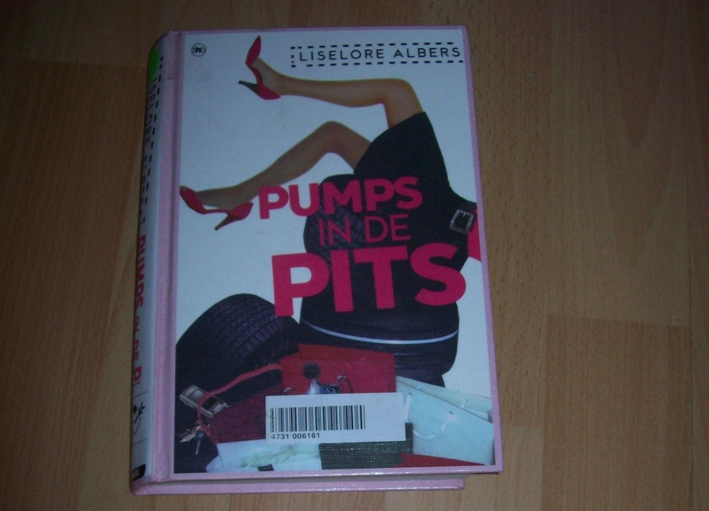 Pumps in de pits - Liselore Albers
