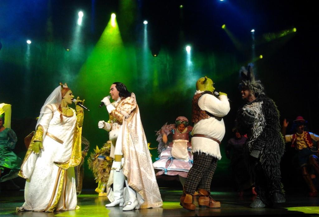 Shrek de musical