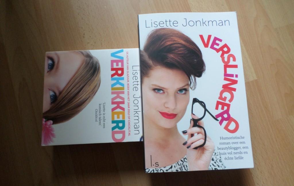 recensie Verslingerd - Lisette Jonkman