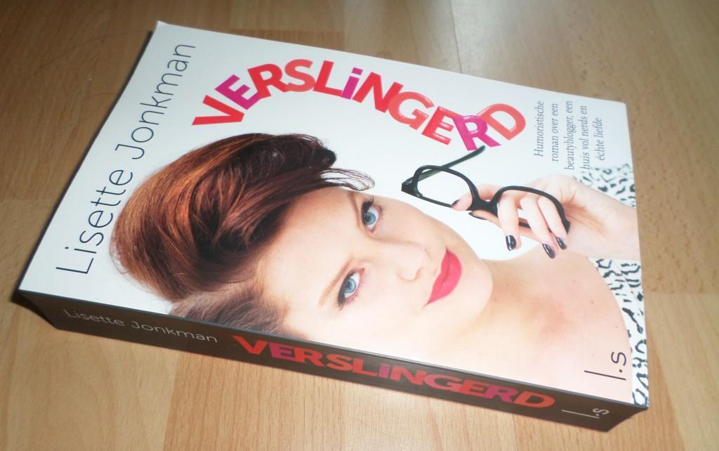 Verslingerd - Lisette Jonkman