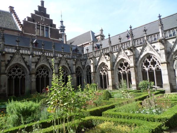 Tuinen bij Domkerk