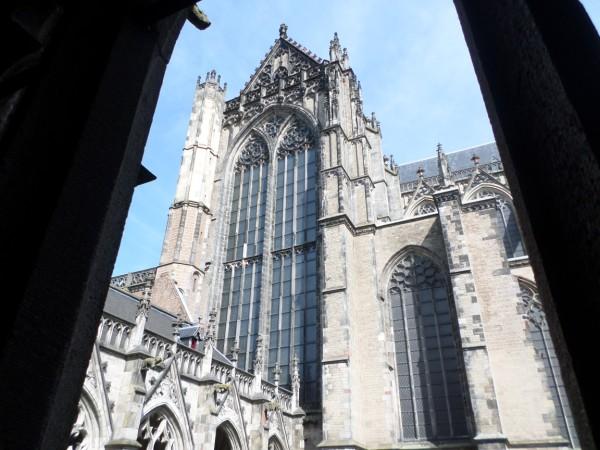 Weekendje Utrecht - de Dom
