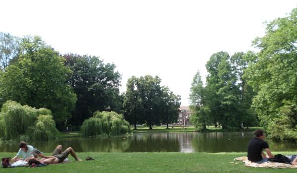 Weekendje Utrecht - Wilhelminapark