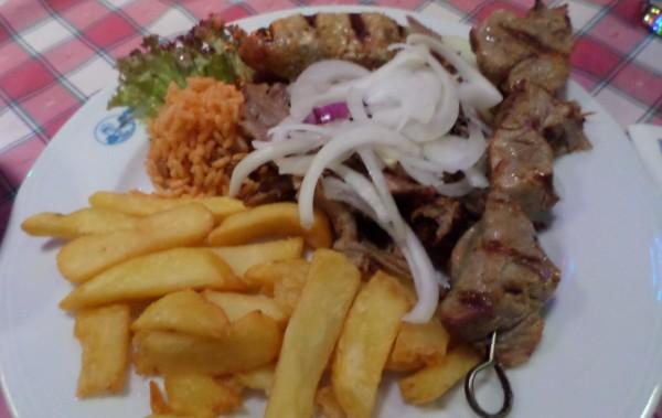 Grieks restaurant Mykonos Utrecht, tip, ervaring