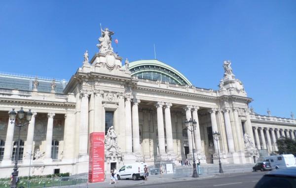 bezienswaardigheden in Parijs - Grand Palais