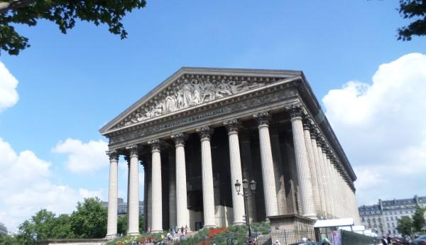 bezienswaardigheden in Parijs - Madeleine