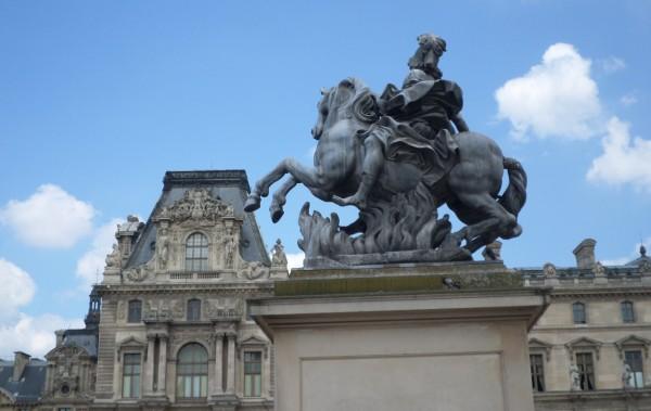 bezienswaardigheden in Parijs - Grand Louvre