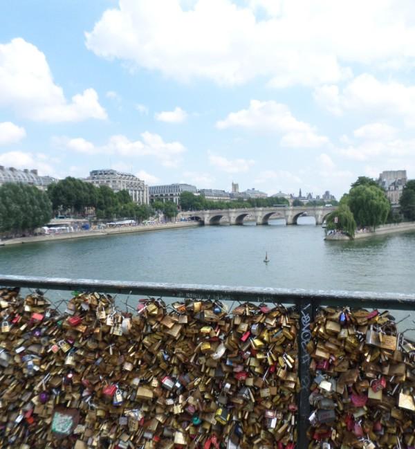 bezienswaardigheden in Parijs - Pont de l'Archevêché