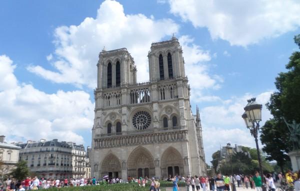 bezienswaardigheden in Parijs - Notre Dame