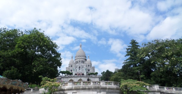 bezienswaardigheden in Parijs - Sacre Coeur