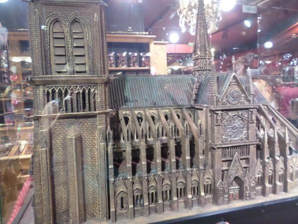Notre Dame van Chocola