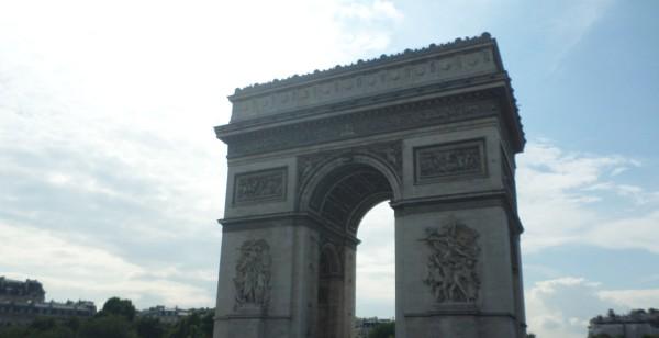 bezienswaardigheden in Parijs - Arc de Triomphe