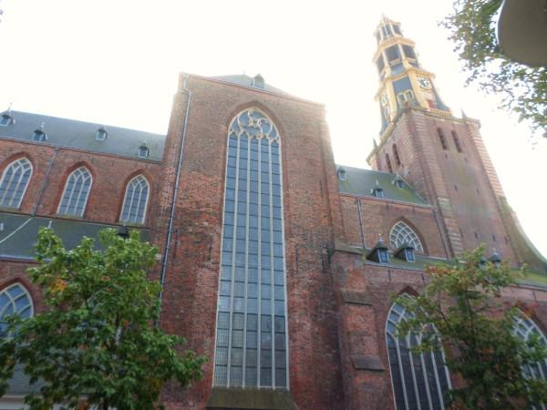 bezienswaardigheden in Groningen - A-Kerk