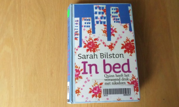 In bed Sarah Bilston