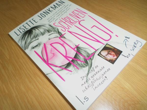 Recensie Schrijven Kreng Lisette Jonkman