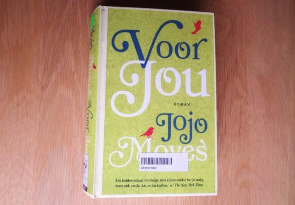 Voor jou Jojo Moyes recensie