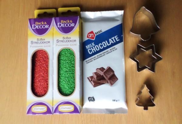 erst DIY zelf chocoladeflikken maken