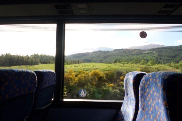 met het openbaar vervoer naar en door Groot-Brittannië reizen