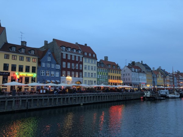 24 uur in Denemarken, Nyhavn