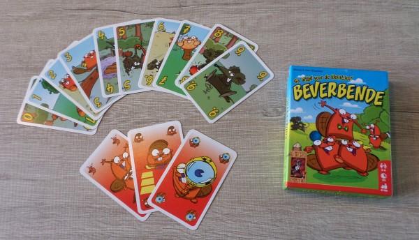 Spelletjes voor stelletjes de leukste gezelschapsspellen voor 2 personen, kaartspellen voor twee personen, Beverbende, Beverclan, leuke spellen voor hoogbegaafden