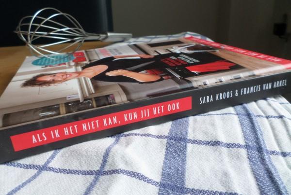 Als ik het niet kan, kun jij het ook Sara Kroos Francis van Arkel boek