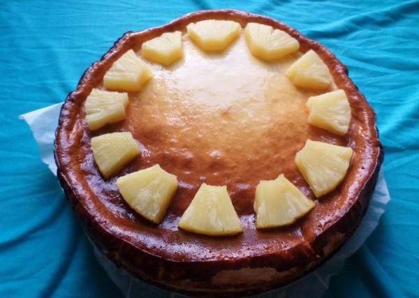 Ananas-cheesecake (1)