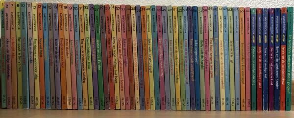 Babysittersclub boeken Ann M Martin