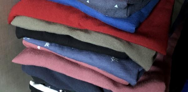 Beeldbank kleding, 1,5 jaar lang geen kleding kopen, minder kleding kopen