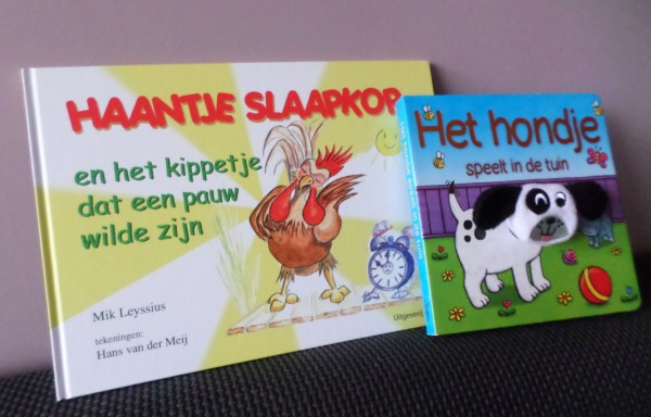 Boekenfestijn, kinderboeken