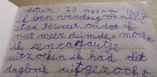 Dagboekmaand 2