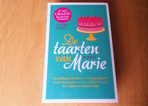 recensie De Taarten van Marie Claire Sandy