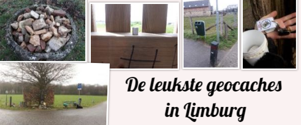 De leukste geocaches in Limburg