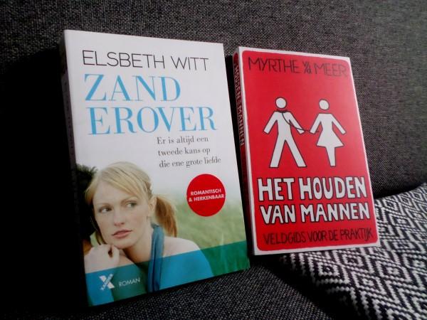 Favoriete boeken van 2019 1 Zand Erover Elsbeth Witt, Het houden van mannen Myrthe van der Meer