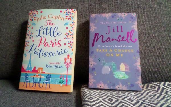 Favoriete boeken van 2019 2 The Little Paris Patisserie, Take a chance on me Jill Mansell