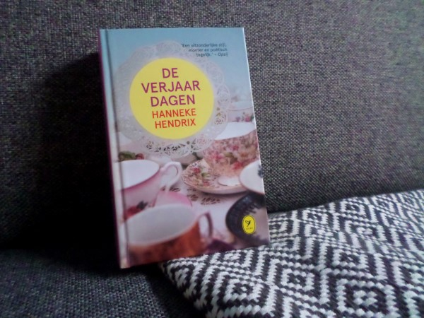 Favoriete boeken van 2019 3 De Verjaardagen Hanneke Hendrix