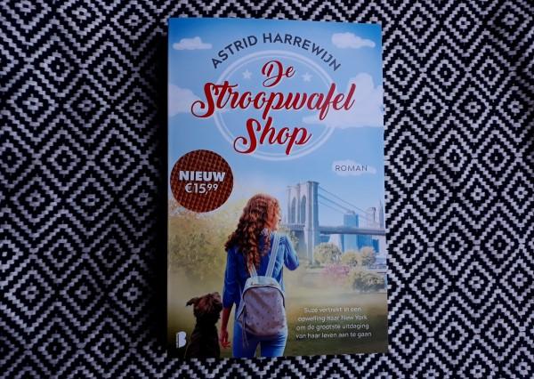 Gelezen De Stroopwafelshow Astrid Harrewijn recensie