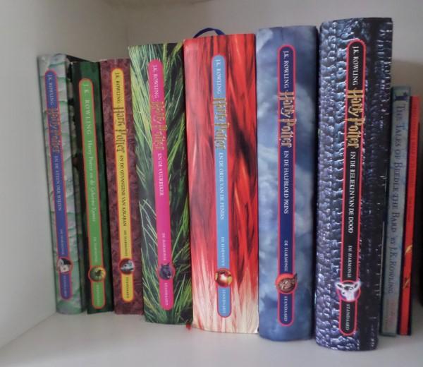 Harry Potter boeken recensie Harry Potter en de Orde van de Feniks, Harry Potter zonder spoilers