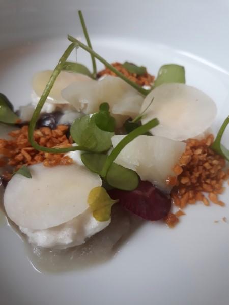 Hoe is het om te eten in een sterrenrestaurant - Da Vinci Maasbracht