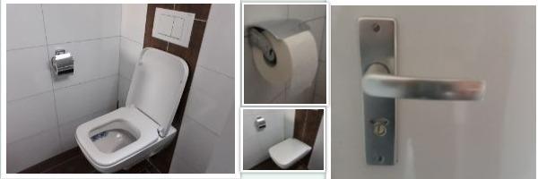 klein leed wc-editie, wc-ergernissen, openbare toiletten frustraties