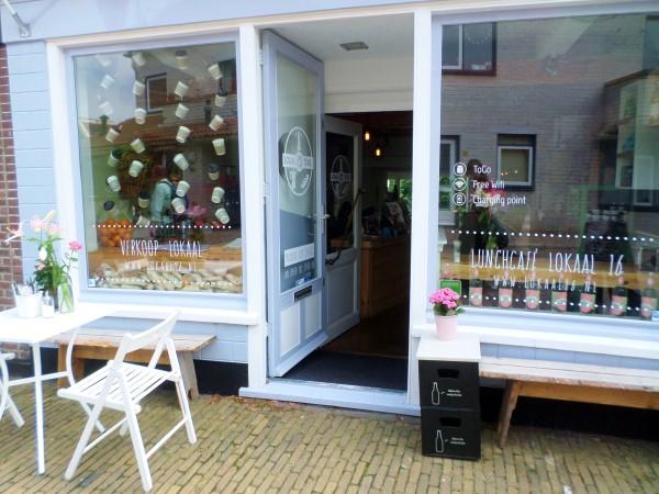 Lokaal 16, Den Burg, Texel, ontbijt, lunch, taart