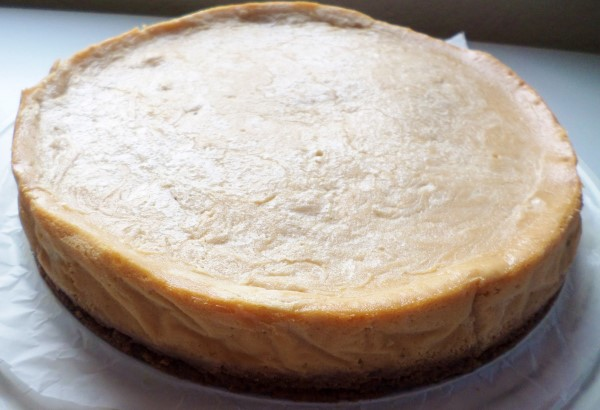 Recept Mokka-karamel-cheesecake