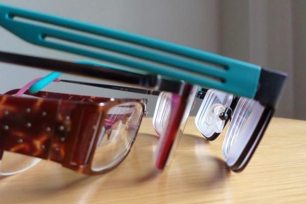brillen met dikke glazen hoe te camoufleren