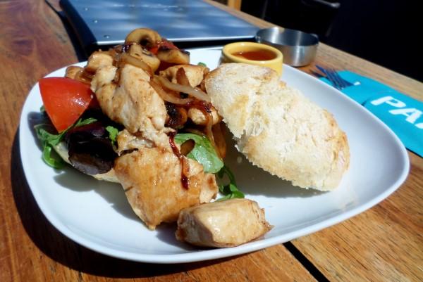 Paal 17 De Koog Texel, uit eten, taart, strandtent, strandpaviljoen, eten op Texel