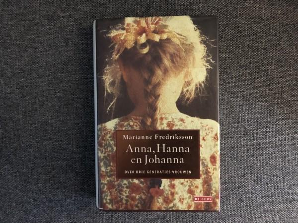 Recensie Anna Hanna en Johanna Marianne Fredriksson