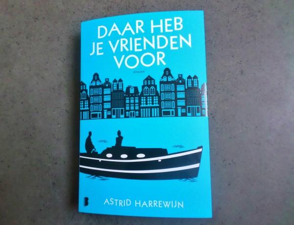 Recensie Daar heb je vrienden voor Astrid Harrewijn
