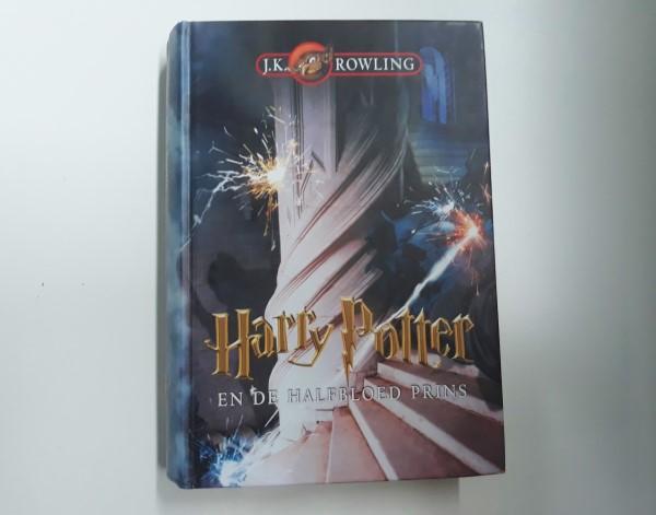 Recensie Harry Potter en de Halfbloed Prins, Harry Potter deel 6