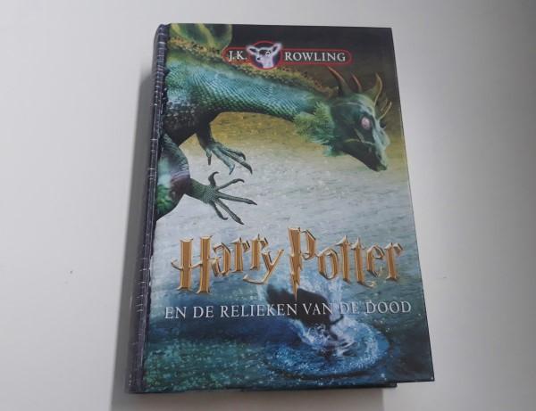 Recensie Harry Potter en de Relieken van de dood, Harry Potter deel 7